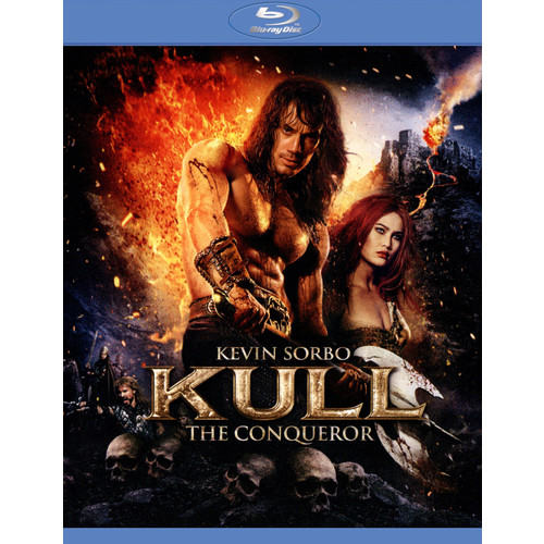Kull the Conqueror [Blu-ray] [1997]
