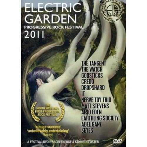 Electric Garden 2011: Live at the Progressive Rock Festival DD2