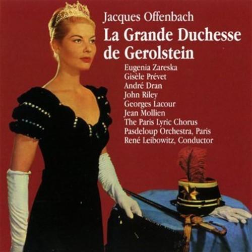 Grande Duchesse De Gerolstein
