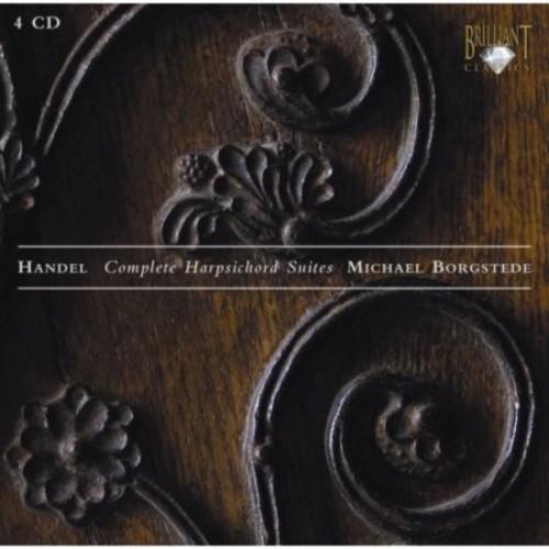 Complete Harpsichord Suites - CD