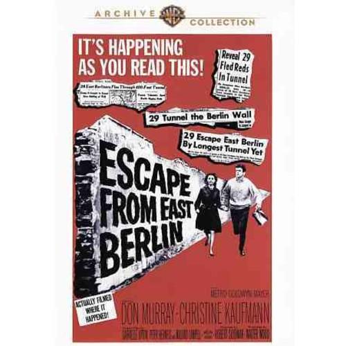 Escape From East Berlin (DVD)