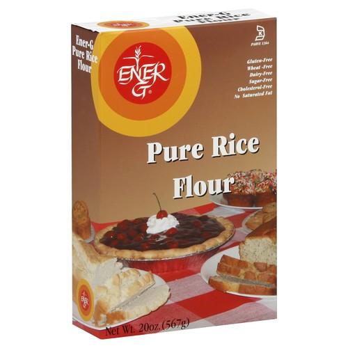 Ener-G Foods Gluten Free White Rice Flour