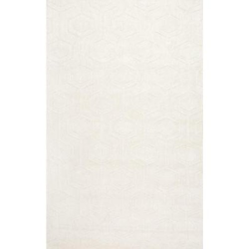 nuLOOM Ambrose Ivory 7 ft. 6 in. x 9 ft. 6 in. Area Rug