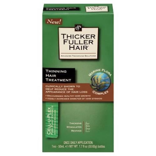 Thicker Fuller Hair Thinning Hair Treatment - 1.7 oz