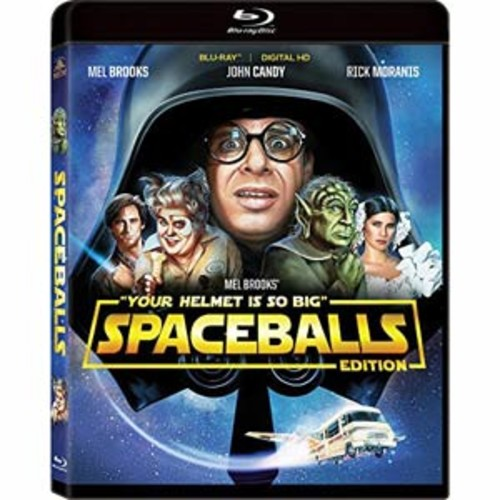Spaceballs [Blu-Ray] [Digital HD]