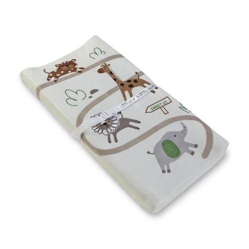 Summer Infant Plush Changing Pad Cover - Safari
