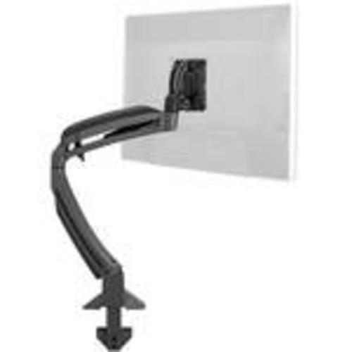 K1D120B Kontour K1D Dynamic Desk Clamp Mount, 1 Monitor (Black)