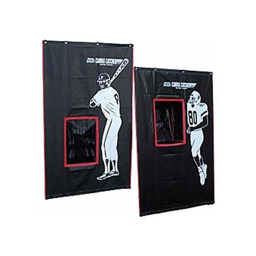 Cimarron Sports CM-2SPCBS 2-Sport Catcher Vinyl Backstop
