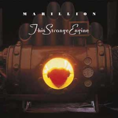 Marillion - This Strange Engine [Audio CD]