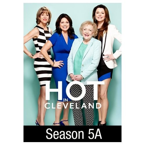 Hot in Cleveland: Season 5A (2014)