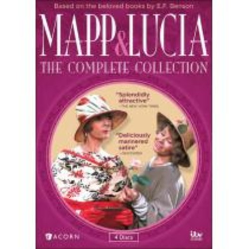 Mapp and Lucia: The Complete Collection [4 Discs] [DVD]