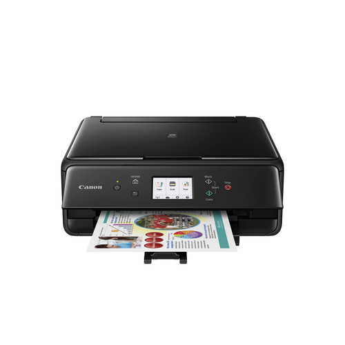 Canon TS6020 Wireless All-In-One Printer - Black