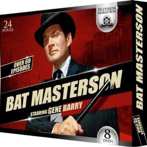 Bat Masterson TV Series: 24 Hour Marathon Collection