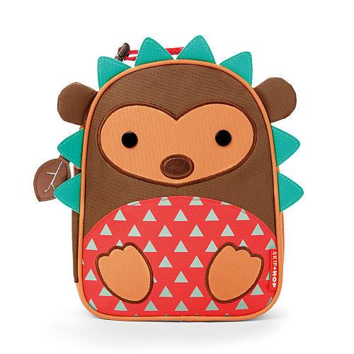 Skip Hop Zoo Lunchie Insulated Lunch Bag - Hudson Hedgehog