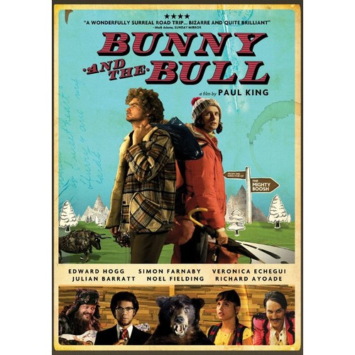 Bunny and the Bull [DVD] [2008]