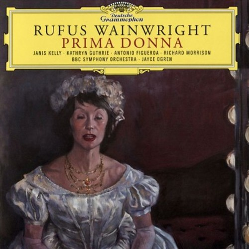 Janis kelly - Wainwright:Prima donna (CD)