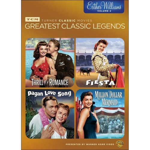TCM Greatest Classic Films Collection: Esther Williams, Vol. 2 [DVD]