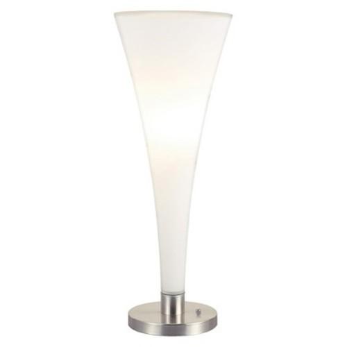 Adesso Mimosa Table Lantern - White