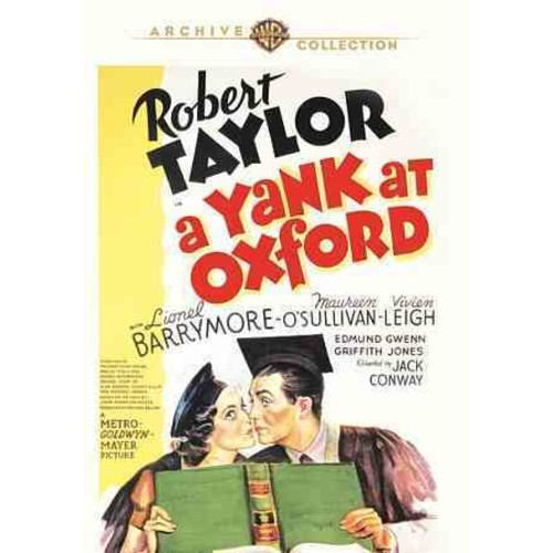 A Yank at Oxford [DVD] [1938]