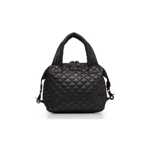 Small Black Sutton Bag
