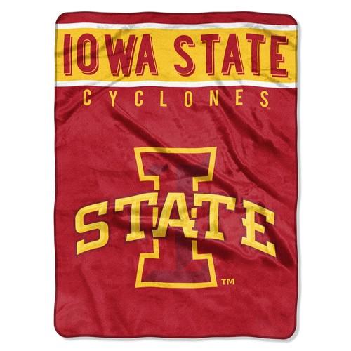 NCAA Plush Throw - Iowa State Cyclones