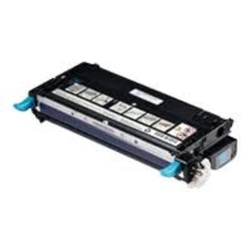 Dell Toner cartridge - 1 Cyan - 4000 pg at
