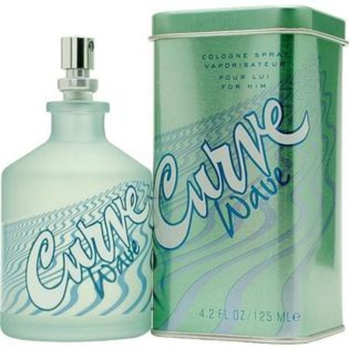 Liz Claiborne CURVE WAVE by Liz Claiborne 4.2 Ounce / 125 ml Cologne Men Cologne Spray