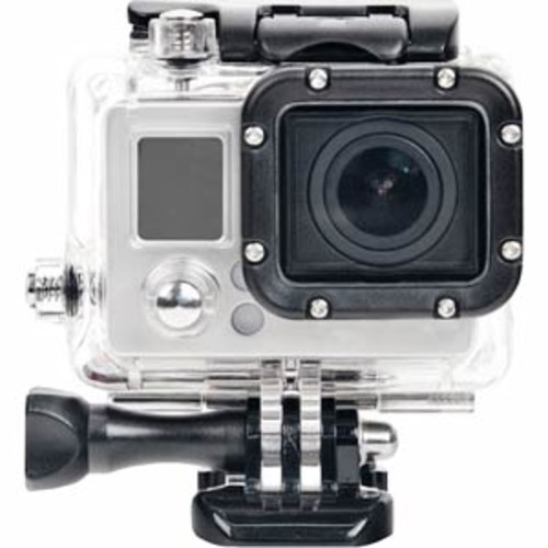 Bower Xtreme Action Series Waterproof Housing for GoPro HERO3/3+/4 (XAS-WPH)