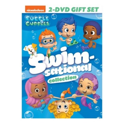 Bubble Guppies: Swim-Sational Collection (DVD)