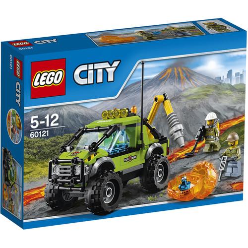 LEGO City Volcano Exploration Truck (60121)