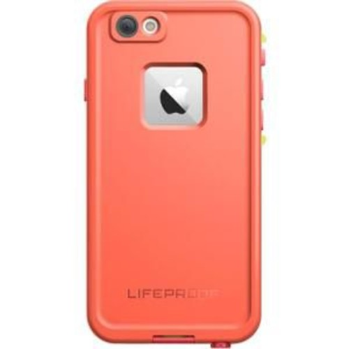 LifeProof FRE Case for iPhone 6/6S, Sunset Pink (77-52567)