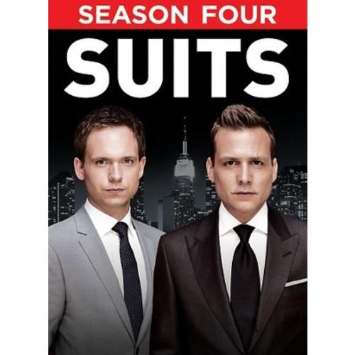 Suits: Season Four [4 Discs]