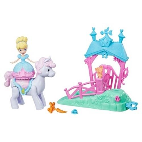 Disney Princess Cinderella Pony Ride Stable