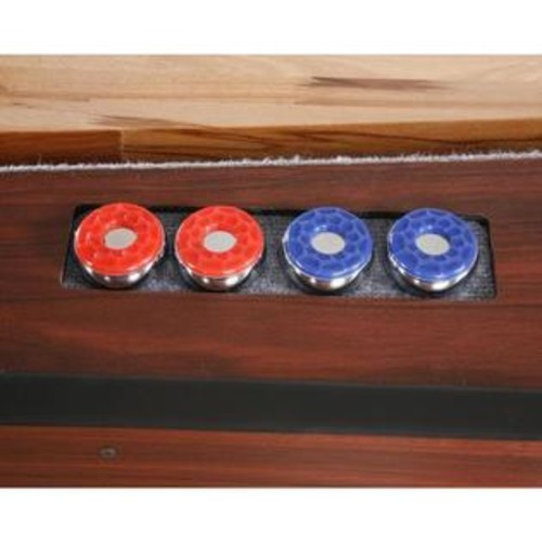 BLUE WAVE PRODUCTS Ricochet 7-foot Shuffleboard Table