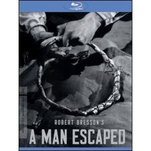 Man Escaped (Blu-ray) (Criterion Collection)