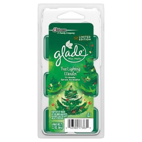 Glade Wax Melts Warmer + 24 Melts