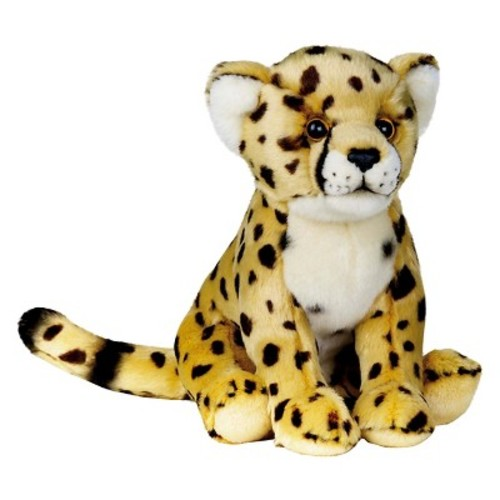 National Geographic Lelly Plush - Cheetah