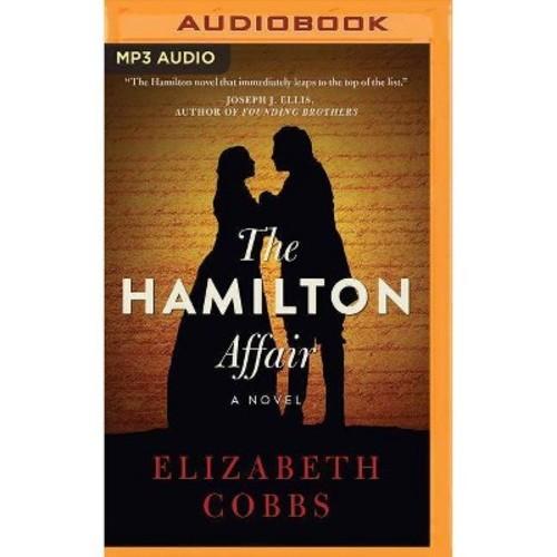 Hamilton Affair (MP3-CD) (Elizabeth Cobbs)