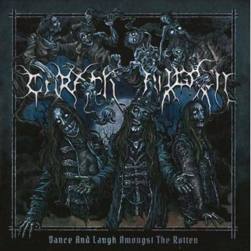 Carach Angren - Dance And Laugh Amongst The Rotten (Deluxe Edition) [Audio CD]