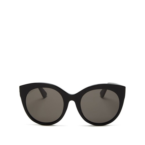 GUCCI Cat Eye Sunglasses, 54Mm
