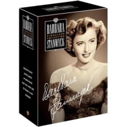 Barbara Stanwyck - Signature Collection