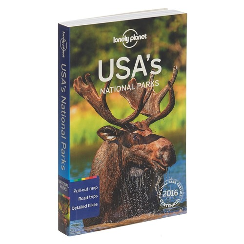 Lonely Planet USAs National Parks, Paperback Book