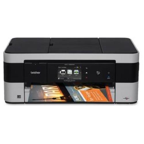 Brother Business Smart MFC-J4620DW Inkjet Multifunction Printer - Color - Plain Paper Print - Desktop - Copier/Fax/Printer/...