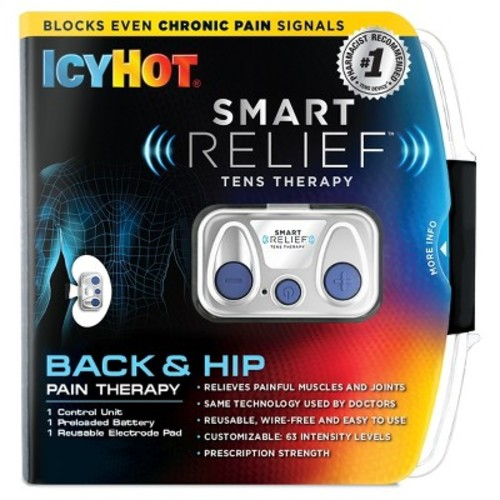 IcyHot Smart Relief TENS Therapy Back Pain Starter Kit