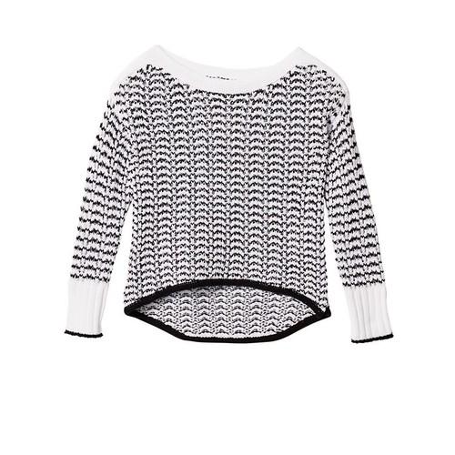 RAG & BONE Daniela Two-Tone Sweater