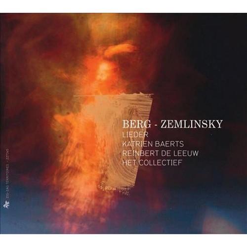 Berg, Zemlinsky: Lieder [CD]