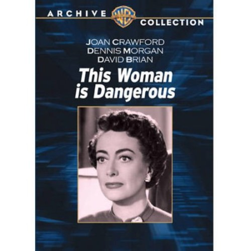 This Woman Is Dangerous [DVD] [1952]
