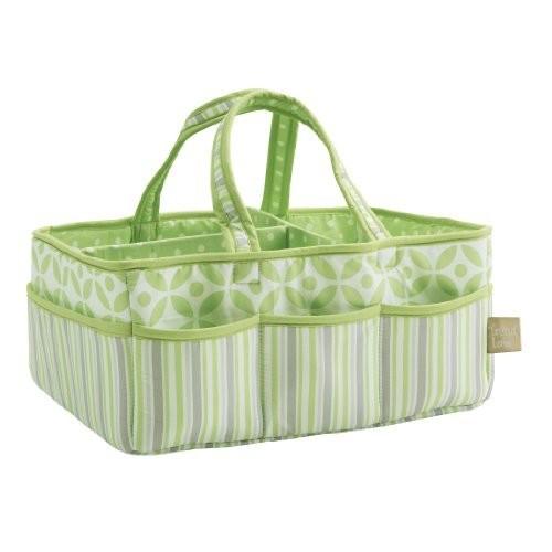 Trend Lab Lauren Storage Caddy, Green [Green]