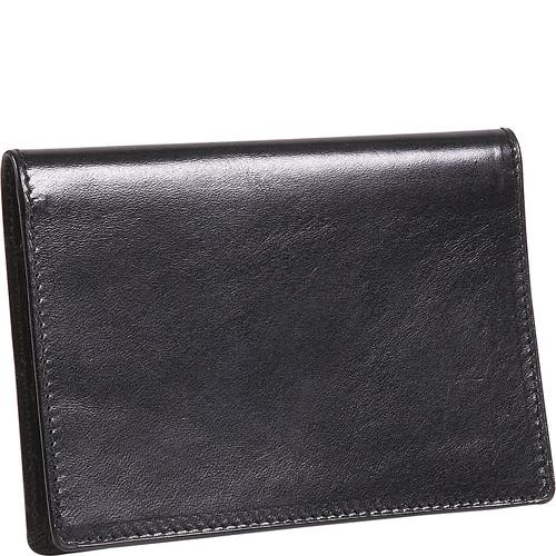 Derek Alexander Passport Wallet [Black]