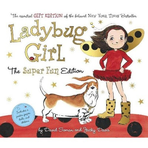 Ladybug Girl : The Super Fun Edition (Deluxe, Gift) (Hardcover) (David Soman)